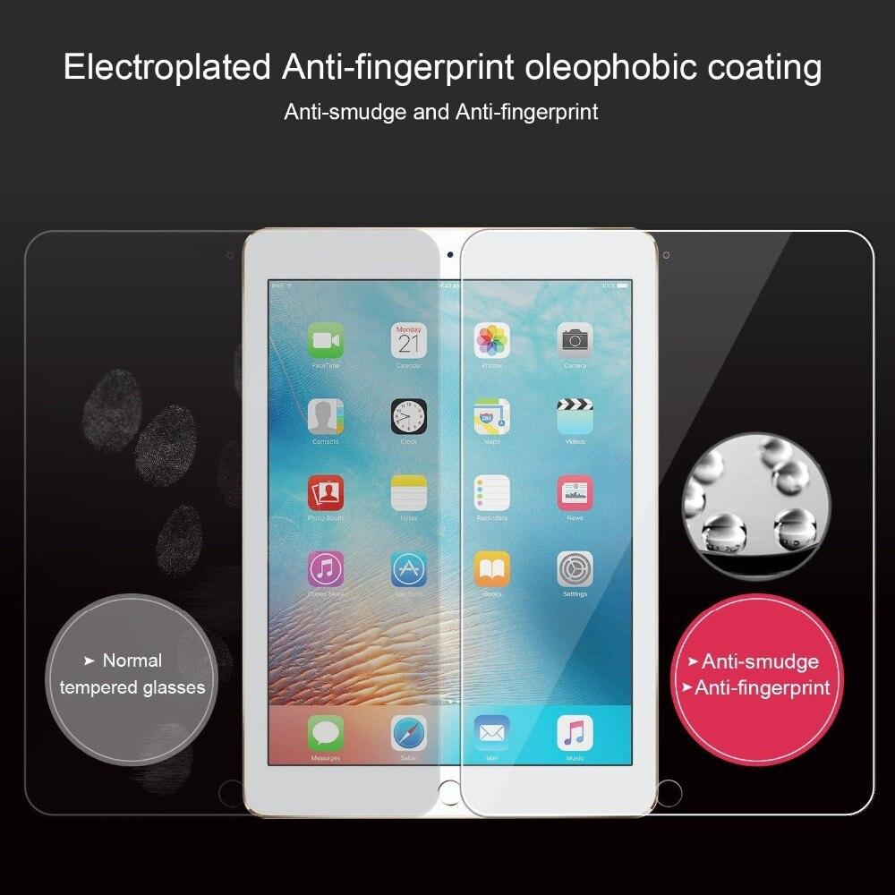 0,3 2.5D HD película protectora para Ipad pro IPD mini IPD aire 1 2 iPod touch 4 5 6 resistencia al estiramiento protector de pantalla para mini 4