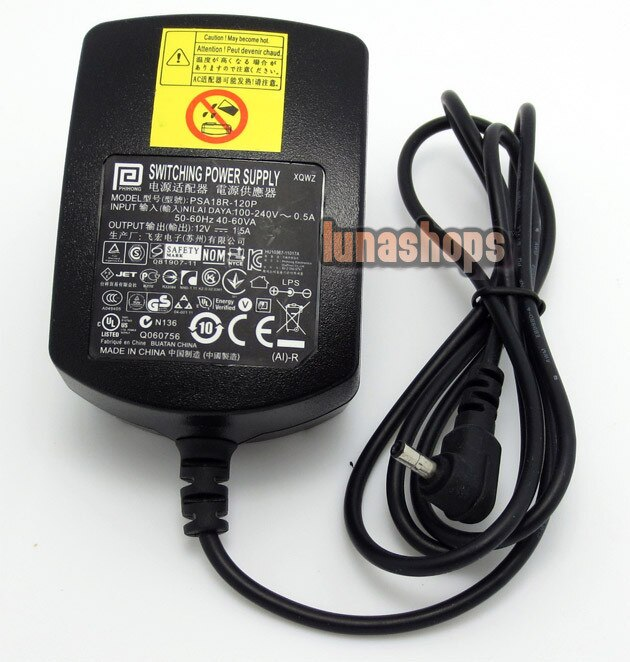 LN003189 cargador de código DC adaptador Original para Acer Iconia Tab A500 A501 A100