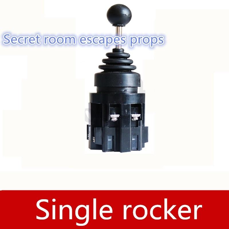9527 real life games escape room props  Single rocker organ unlock props Sound version takagism game escape room game