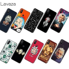 Lavaza mc2 Mathematik Albert Einstein TPU Fall für Xiaomi Redmi MI Hinweis K30 8A 9 9s 9T 10 CC9 CC9E A3 7A K20 Lite Pro Max