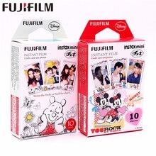 Fujifilm 20 feuilles Instax Mini Winnie ourson miel ours + mickey Film photo instantané papier pour Mini 8 7s 25 50s 90 9 SP-1 2 appareil photo