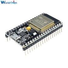 CP2102 Esp8266 ESP32 ESP-32 ESP-32S ESP32S 2.4GHz Entwicklung Dual-Mode WiFi Bluetooth Wireless Module Development Board Antenne