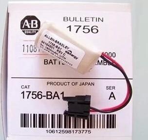 Dla ALLEN BRADLEY kontroli Logix PLC bateria 1756-BA1 1756-L1 1756-L1M1 1770-XYC/A 1770-XYB procesora bateria + wtyczka darmowa śledzenia