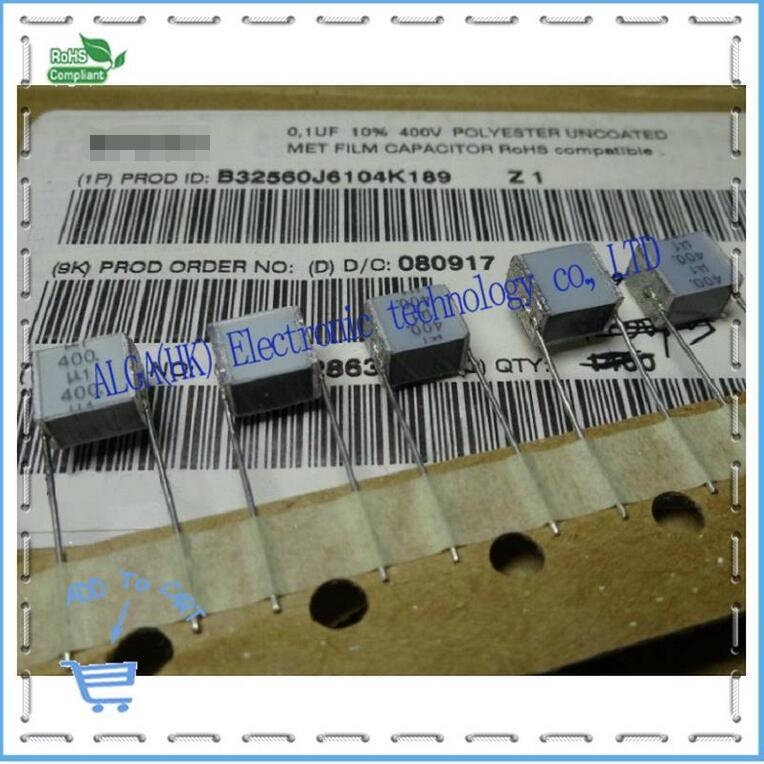 B32560 tausend schicht kuchen P7.5 0,1 uf membran capacit nf 104/400 100 v