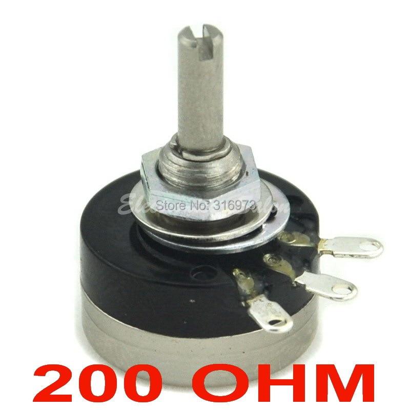 Rv16yn 15 S B201 COSMOS TOCOS 200 OHM potenciômetro de controle painel Industrial