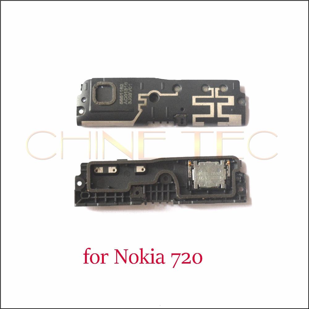 Zumbador original probado, altavoz ruidoso, altavoz para Nokia Lumia 720