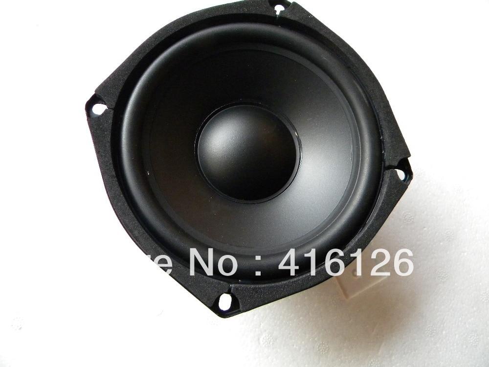 Midrange Speaker, hifi system 5.25 inch louder Speakers, DIY 5.1 speaker Hi end Full Range Woofer subwoofer