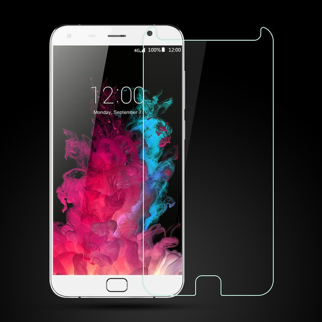 For UMI TOUCH Tempered Glass Slim Clear Screen Protector front glass film Phone Parts for UMI TOUCH