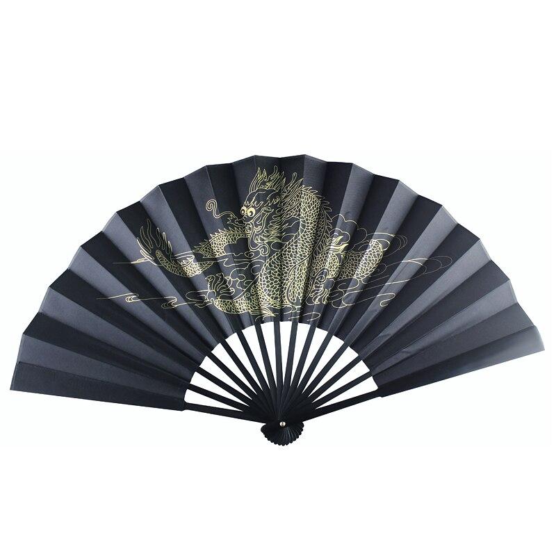 Летний Складной вентилятор из бамбукового шелка ручной вентилятор с цветочным принтом для вечеринки украшение для дома 1