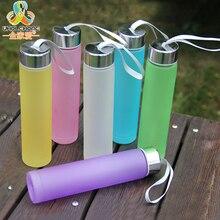 Bouteille deau incassable de 280ml   Bouilloire en plastique de haute qualité Portable sans BPA bouteilles de course pour Sports de plein air 1 pièce/lot