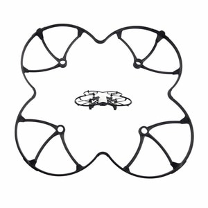 Protective Cover for Tello Quadcopter Propeller Cover Remote Drone Blade Protection Black