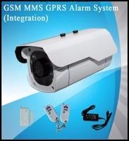 Tri-band GSM /GPRS / SMS Burglar Alarm System