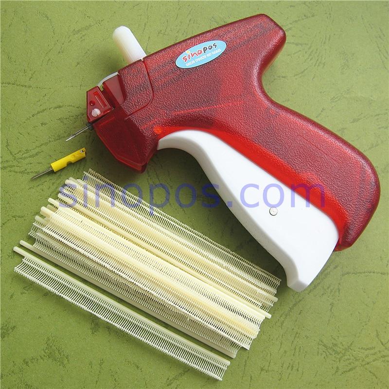 Kit de tachuelas para colchas, herramienta Micro para sujetar + 4800 mini colas + aguja de reemplazo, acolchar y aguja para coser, pistola de alfileres de tela fina
