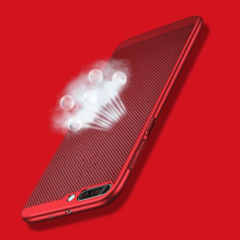 GerTong Жесткий ПК чехол для телефона ASUS ZenFone 4 ZE554KL Selfie ZD553KL V V520KL задняя крышка теплоотвод Coque Fundas Shell