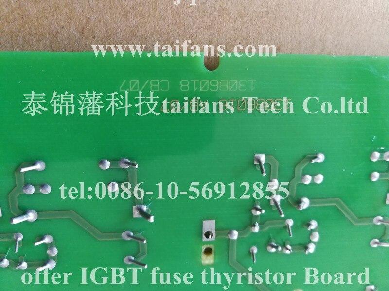 130B6018 DT/07 130B6018DT/07 130B6018DT07 Placa de control de transmisión principal sin IGBT