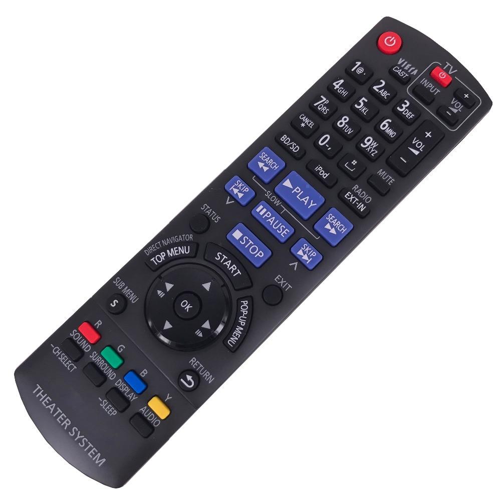 Новый оригинальный N2QAKB000089 для цифрового фотоаппарата Panasonic театр системы Дистанционное управление SA-BT230 SA-BT235 SA-BT330 SA-BT730 SA-BTT350 SA-BTT750
