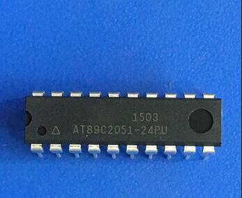 El original 20 piezas AT89C2051-24PU AT89C2051 89C2051 DIP20
