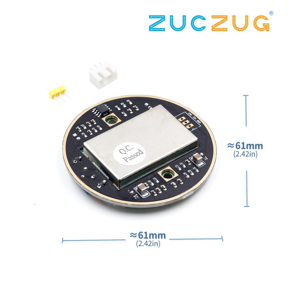 HB100 X 10.525GHz Microwave Sensor 2-16M Doppler Radar Human Body Induction Switch Module For Ardunio HB100X