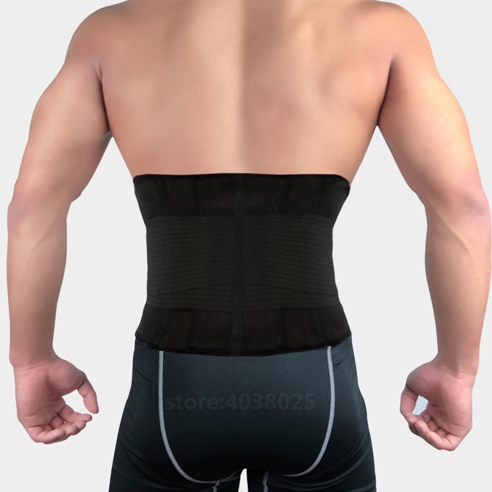 Adelgazante Fitness cinturón Corrector de postura de cintura neopreno transpirable cinturón aparato ortopédico Scoliosis Back Cinturón de Soporte Lumbar Mujer