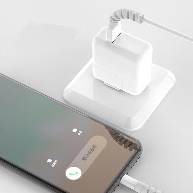 Accesorios para auriculares, Mini Cable cargador USB para Huwei P20 Lite P...