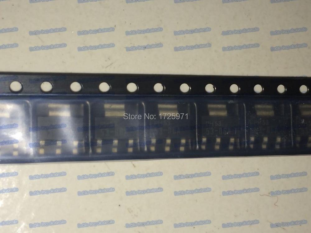 5 unids/lote BUK583-60A 53-06A SOT223 PowerMOS transistor de nivel lógico FET