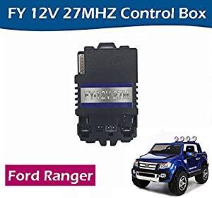 LNR1 6ボルト子供電動車27 mhz 12ボルトリモートコントロールユニバーサルリモコンと受信機、おもちゃの車リモートトランスミッタ