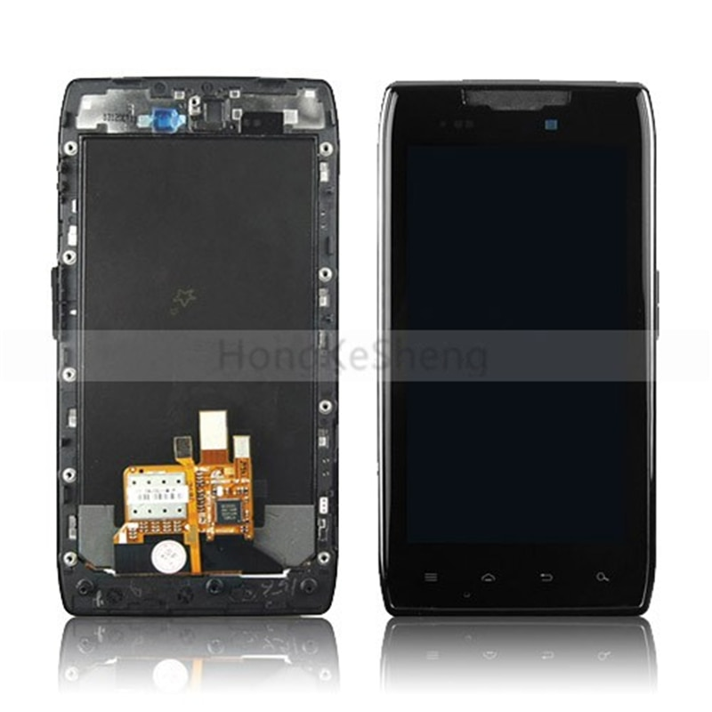 OEM Complete Front Screen Replacement for Motorola DROID RAZR XT910 XT912