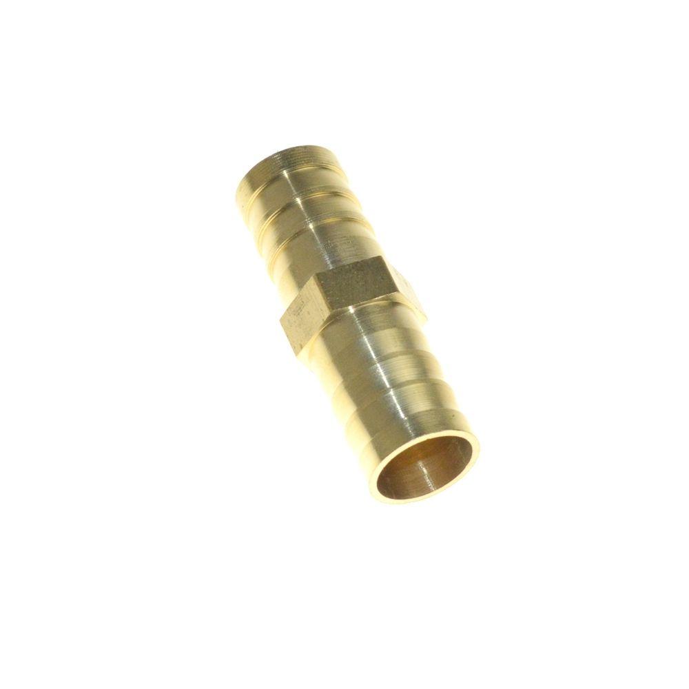 3mm 4mm 6mm 8mm 10mm 12mm Schlauch Barb Messing Stacheldraht Rohr Fitting Koppler Stecker