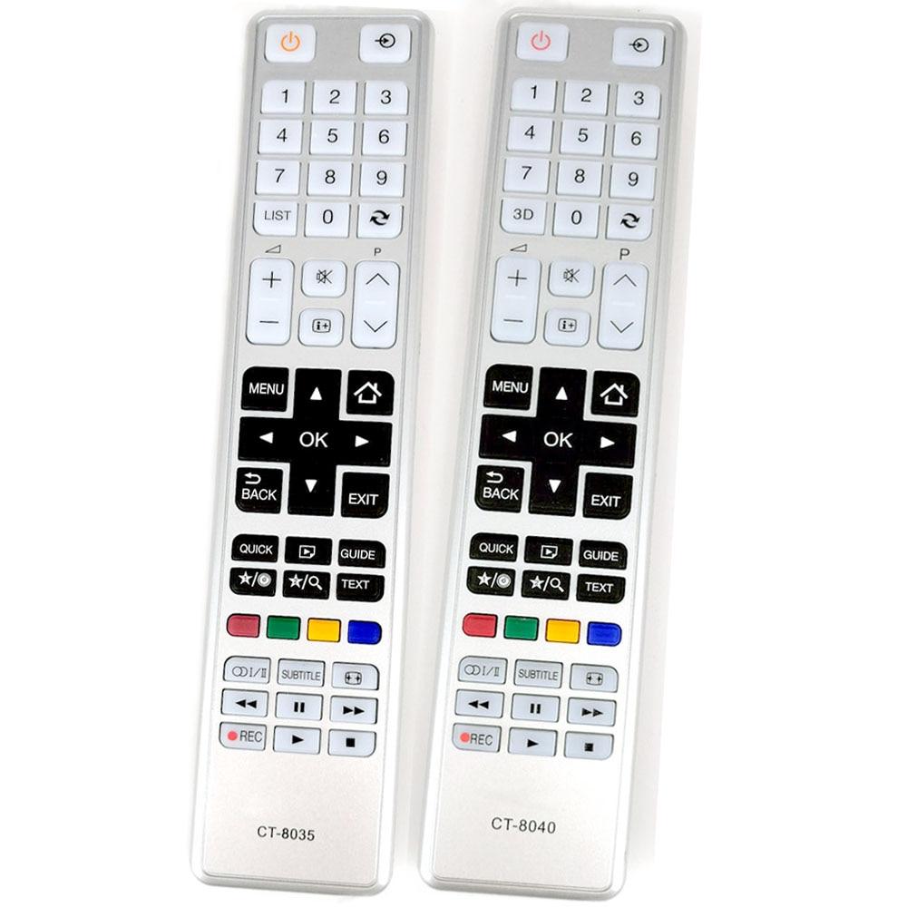 Nueva reemplazar Control Remoto CT-8035 CT-8040 para TOSHIBA TV 48T5445DG 40L5435DG 40L5443DG Remoto controlador