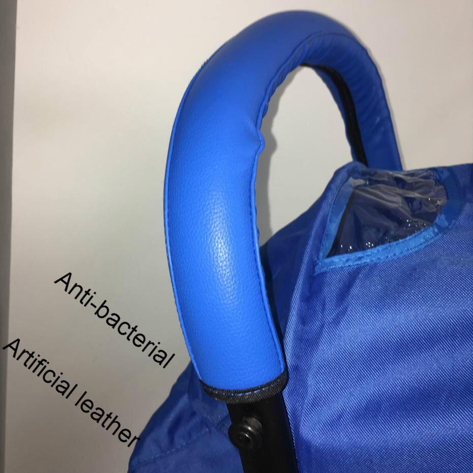 2018 аксессуары для колясок, чехлы, подлокотник для детской коляски, защитный чехол из искусственной кожи для колясок babyzen yoyo yoya