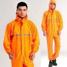 Manteaux imperméables à la mode pour moto   Combinaison pour hommes et femmes, combinaison de pluie en fission