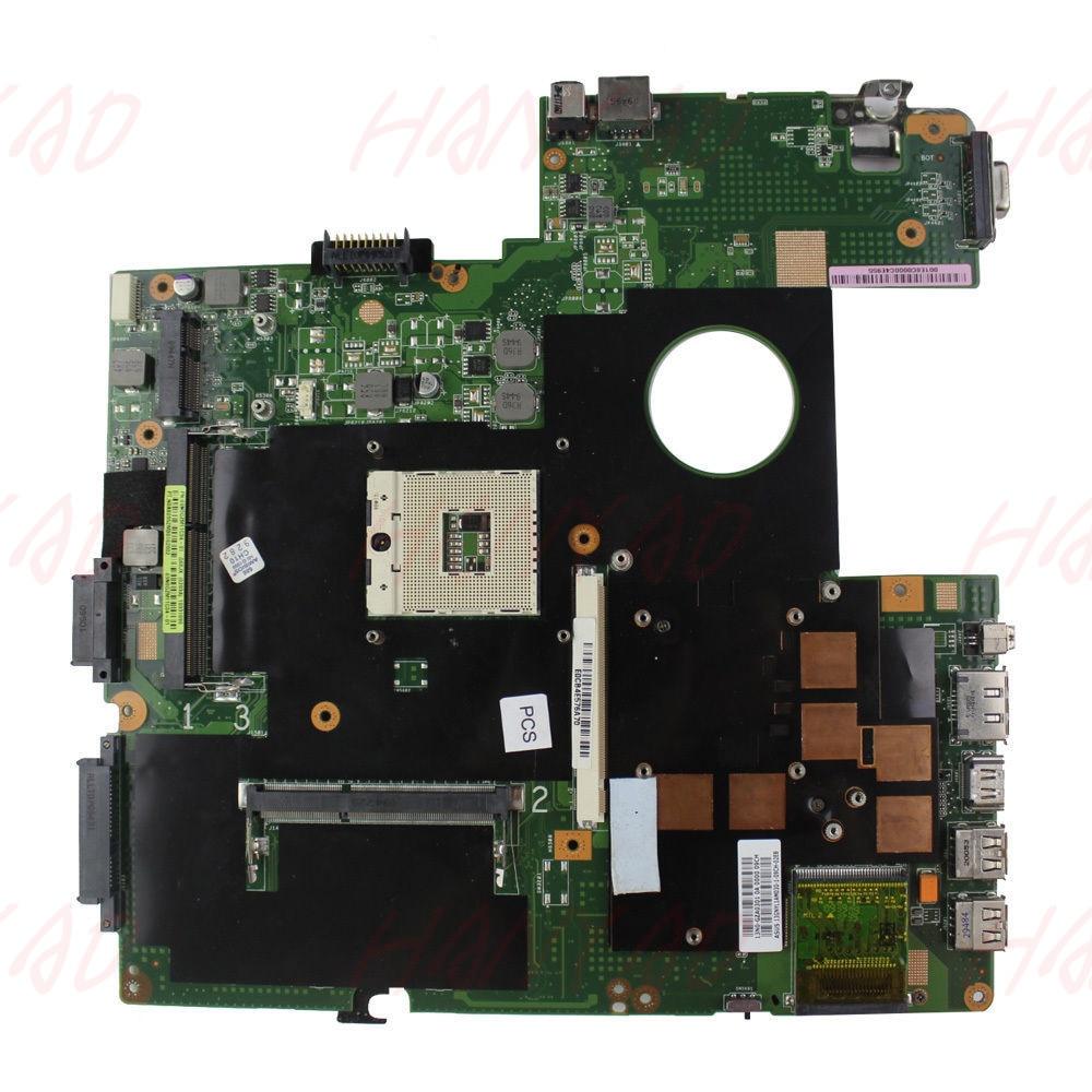 ل ASUS G60JX اللوحة المحمول HM55 DDR3