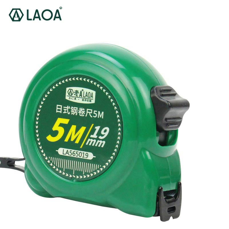 LAOA японская измерительная лента, измерительная лента 3 м/5 м/7,5 м/10 м, рулетка, двухсторонняя стальная рулетка, измерительные инструменты