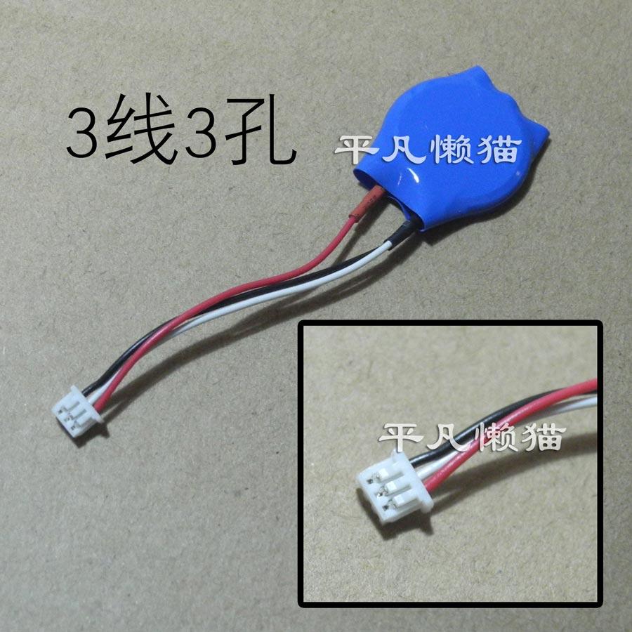 Для DELL E5400 E6400 M2400 1420 1520 1400 m1330 M6400 батарейка для материнской платы BIOS CMOS батарея