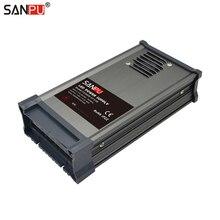 SANPU SMPS 48V Switching Power Supply 400W 8A Constant Voltage 220V 230V AC-DC Transformer Converter 48VDC LED Driver Rainproof