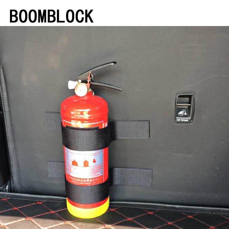 Boomblock organizadores tronco do carro adesivos fixos para mercedes w204 w210 amg benz bmw e36 e90 e60 fiat 500 volvo s80 acessórios