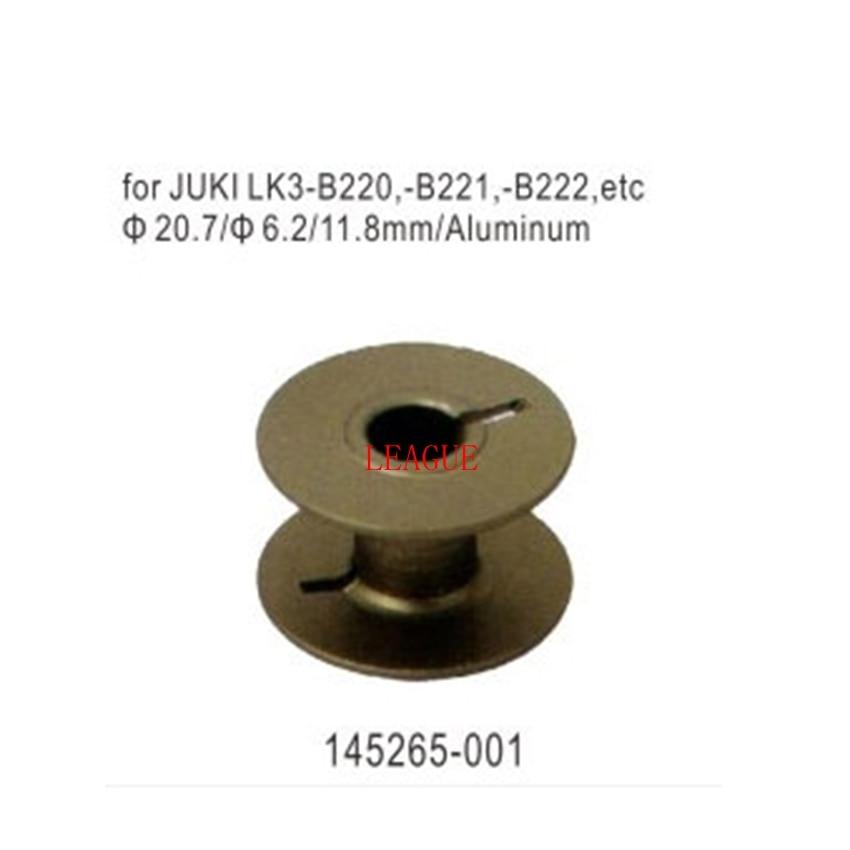 Bobinas 145265-uso para Juki 001 LK3-B220, -B221, -B222