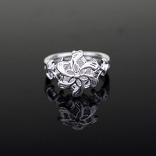 Nenya Galadriel Ring of Water LOTR elf Three Rings Great Rings Fashion Jewelry crystal Stone Ring