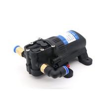 12v 5L/10L Agriculture drone self-priming water pump mini diaphragm reflux sprayer high pressure pump Spray system 3.5L/min