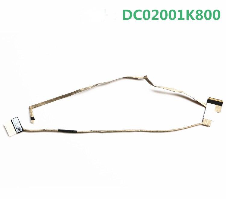 Laptop/Notebook LCD/LED/LVDS flex CABLE For SAMSUNG NP350V5C 355V5C 350V5C 355E5C DC02001K800
