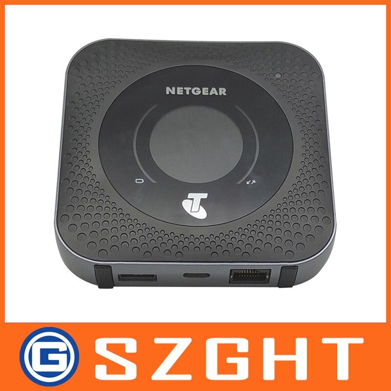 Se desbloqueado Netgear Nighthawk M1 MR1100 LTE CAT16 4GX Gigabit móvil Router punto de acceso WiFi Router PK E5788 Y900 MF980
