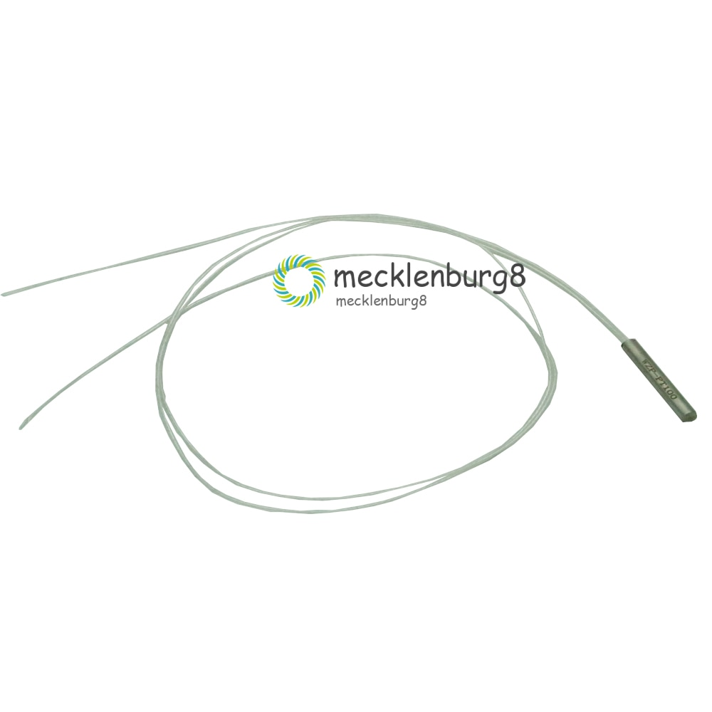 PT100 Platinum Resistor Temperature Sensor Waterproof Temp Probe -20 ~ 450 Centigrade Insulated Fiberglass Screening