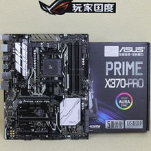ASUS PRIME X370-PRO Desktop Motherboard X370 Socket AM4 DDR4 64G SATA3 USB3.1 ATXmotherboard new original