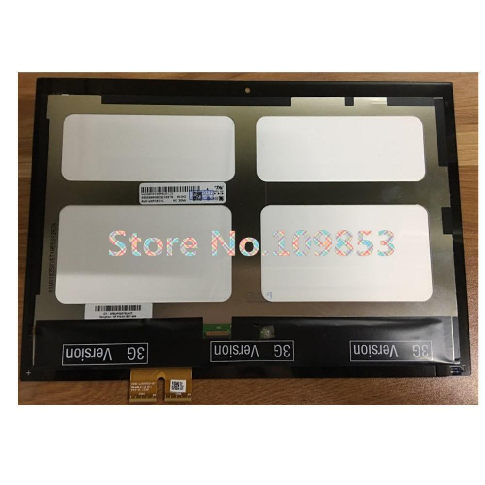 ЖК-экран сенсорный экран стекло дигитайзер сборка для HP PAVILION X2 10-N 10N TV101WXM-NP0/np1 B101EAN01.8