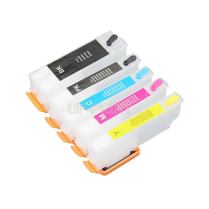 A T3351 33XL recarga de tinta cartucho Compatible para Epson XP530 XP630 XP830 XP635 XP540 XP640 XP645 XP900 impresora 33