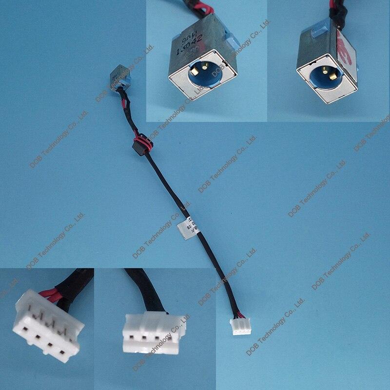 Portátil DC cableado de alimentación conector de puerto para ACER ASPIRE V3-771G V3-571G-6407 V3-771 V3-571G-6602 V3-571G-9686