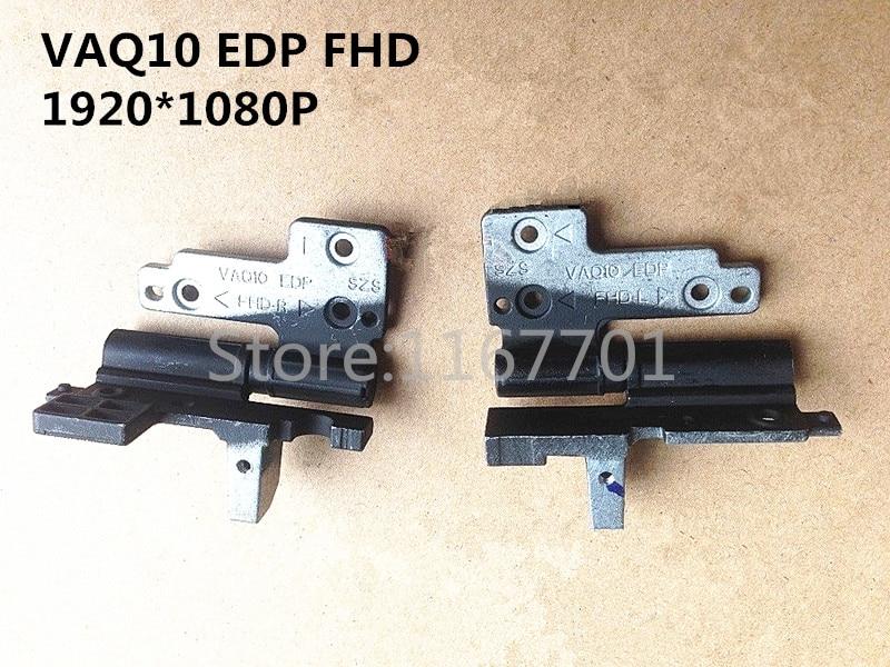 Original ordenador portátil/portátil LCD/LED Aixs/bisagras para Dell Precision M4800 VAQ10 EDP FHD 1080 P