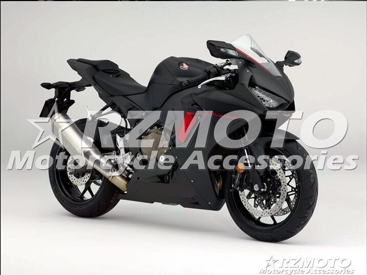 Nuevo kit de carenado de motocicleta ABS para Honda cbr1000hr 2017 2018 de inyección de moldes de inyección ACEKITS Store n. ° 0071