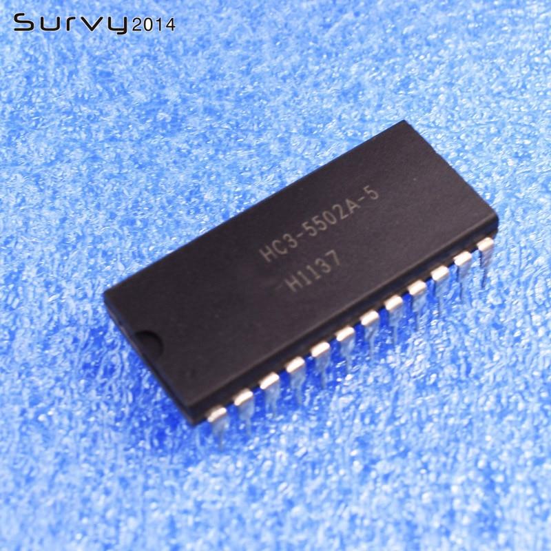 1/5 Uds HC3-5502A-5 HC3-5502 HC3-5502A INTERSIL encapsulación DIP-24 nuevos