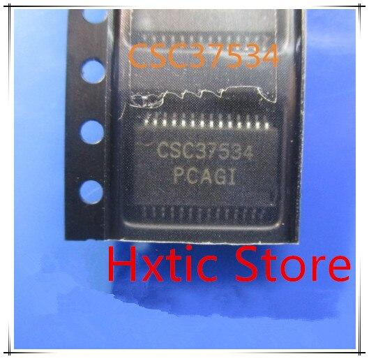 NOVA 2 pçs/lote CSC37534 SSOP-28 IC